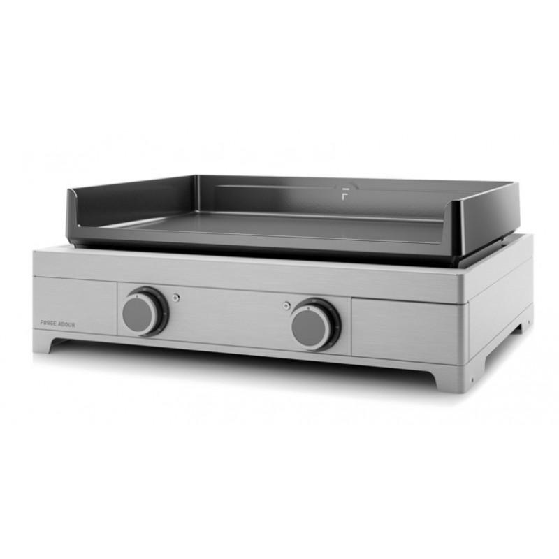 plancha forge adour modern electrique 60 ch ssis inox por 569 euros. Black Bedroom Furniture Sets. Home Design Ideas