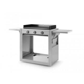 TROLLEY INOX FOR PLANCHA MODERN 75 FORGE ADOUR