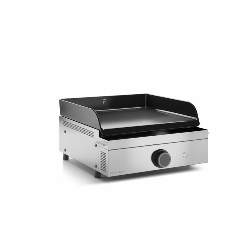 ORIGIN 45 GAS PLANCHA FORGE ADOUR CHASSIS STAINLESS STEEL