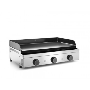 PLANCHA FORGE ADOUR ORIGIN GAS 75 CHASIS INOX