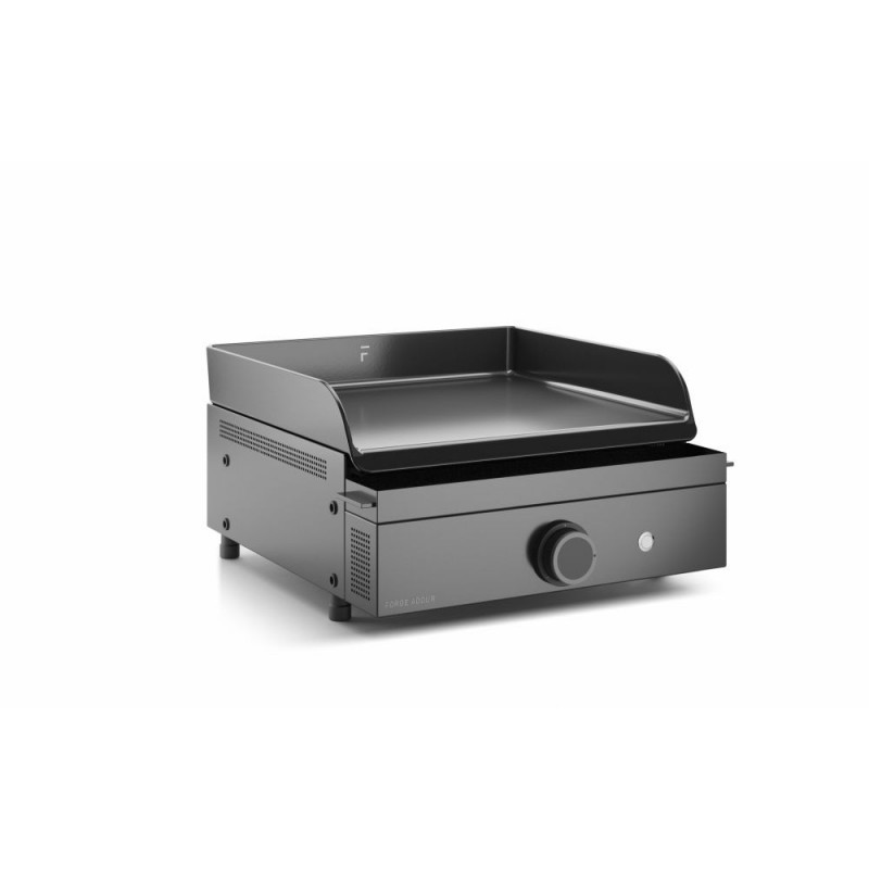 ORIGIN 45 GAS PLANCHA FORGE ADOUR CHASSIS IN ENAMELLED STEEL