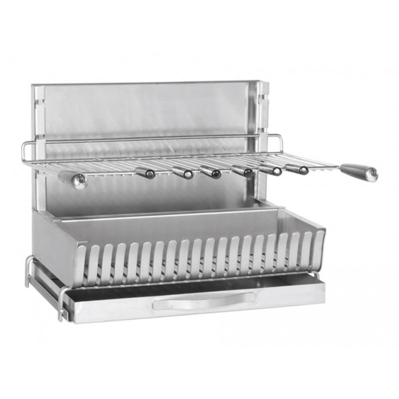 Table-top grill 907.66 inox Forge Adour