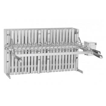 Kit con asador eléctrico 20 kg para grill encastrable 940 Forge Adour