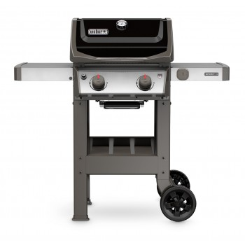 WEBER SPIRIT II E-210 GBS BARBECUE BLACK