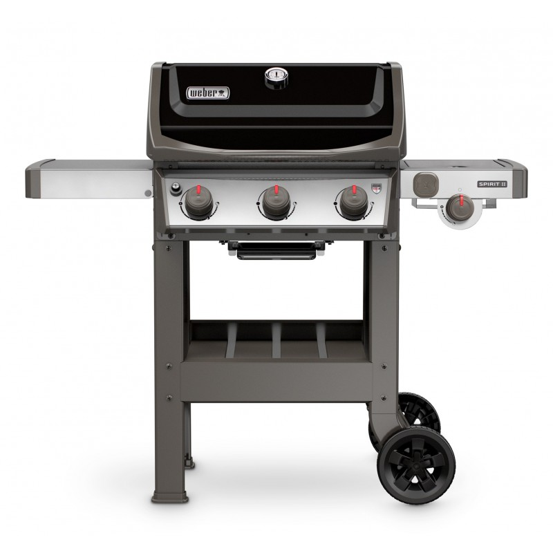 WEBER SPIRIT II E-320 GBS BARBECUE BLACK