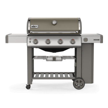 BARBECUE WEBER GENESIS II E-410 GBS SMOKE GREY 2019