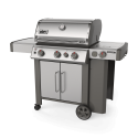 WEBER GENESIS II SP-335 GBS BLACK BARBECUE