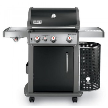 WEBER SPIRIT PREMIUM E-330 GBS BARBECUE WITH SIDE BURNER