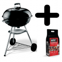 WEBER COMPACT 47 cm BARBECUE