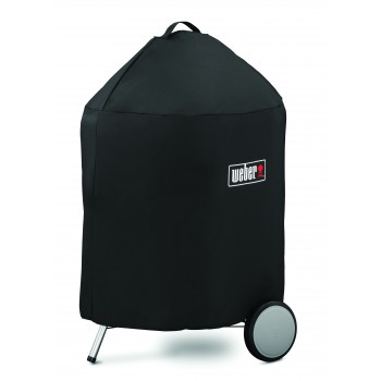 DELUXE VINYL COVER FOR WEBER MASTER-TOUCH PREMIUM