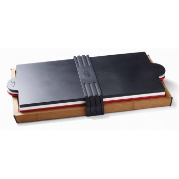 SET  OF CUTTING BOARDS WEBER ORIGINAL