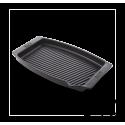 CERAMIC IRON FOR FISH WEBER 47x28cm.