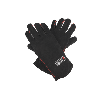 BBQ Leather Gloves Weber