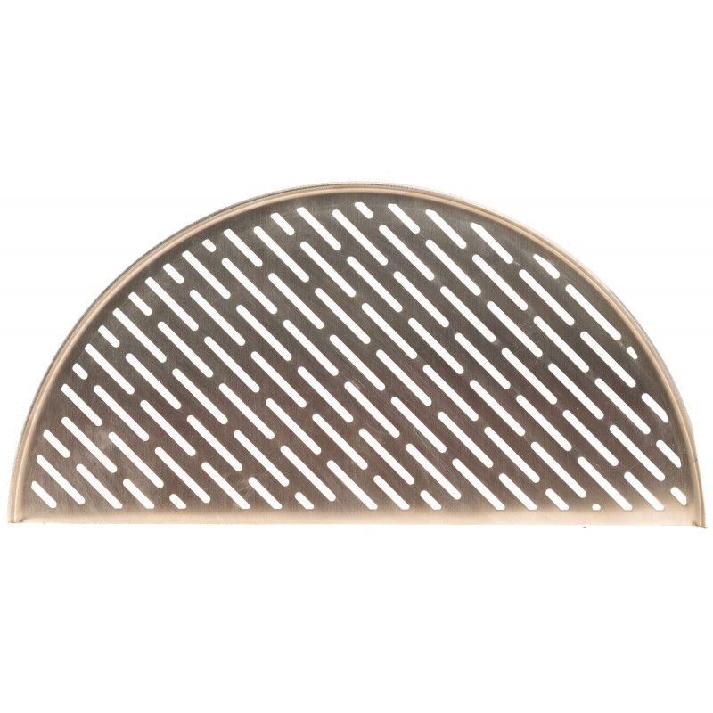 HALF MOON FISH & VEGETABLE COOKING GRATE KAMADO JOE CLASSIC JOE