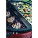 HALF MOON FISH & VEGETABLE COOKING GRATE KAMADO JOE BIG JOE