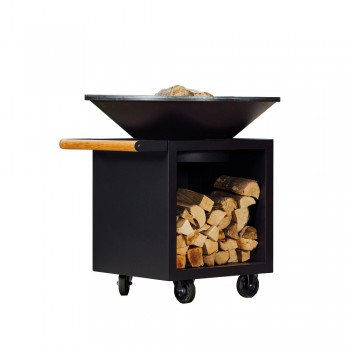 BARBECUE OFYR CLASSIC STORAGE BLACK PRO OCSB-100-PRO