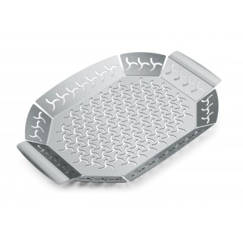 WEBER ORIGINAL LARGE GRILL BASKET