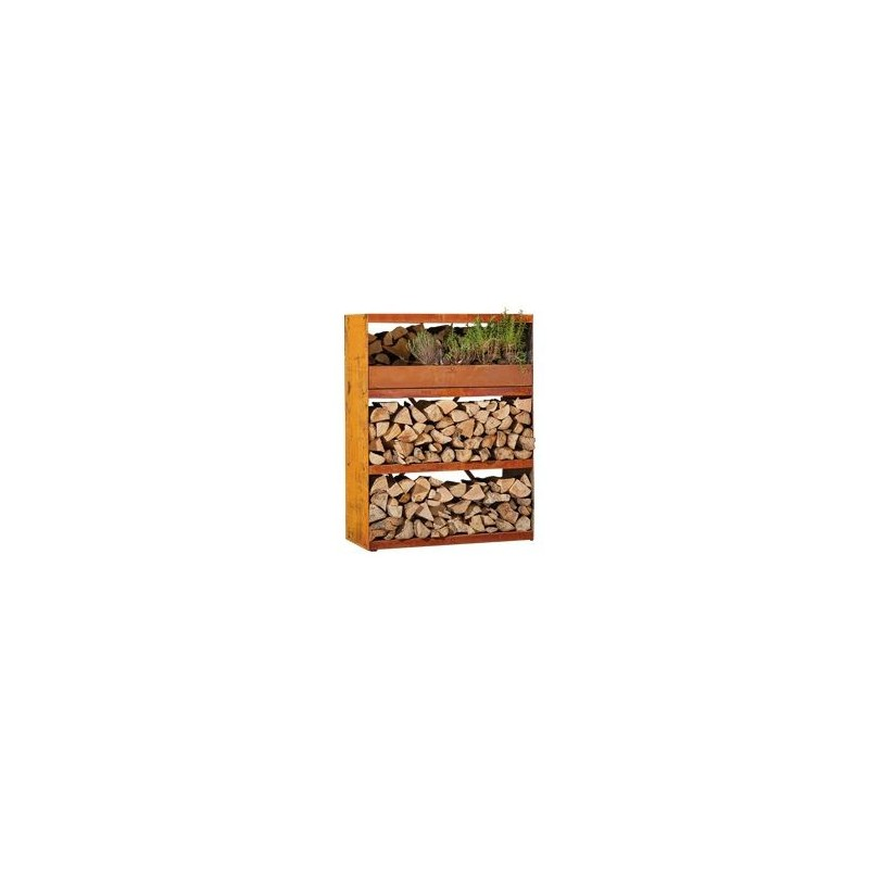 WOOD STORAGE CABINET OFYR WITH 3 SHELVES WS-C