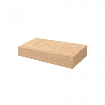 TEAK WOOD BLOCK OFYR  90x45x10