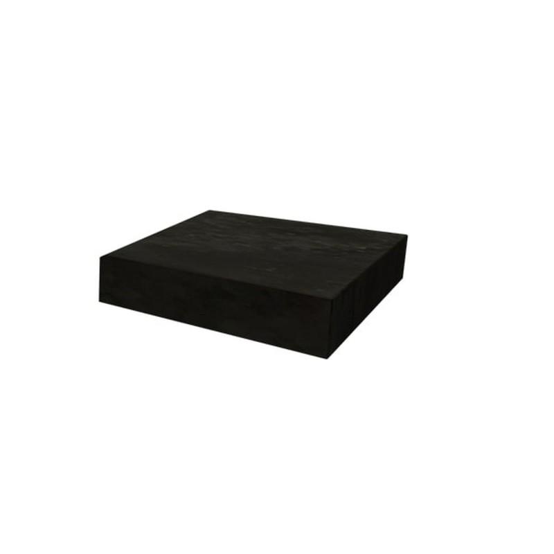 DARK GREY CERAMIC BLOCK OFYR PRO 50x65x10