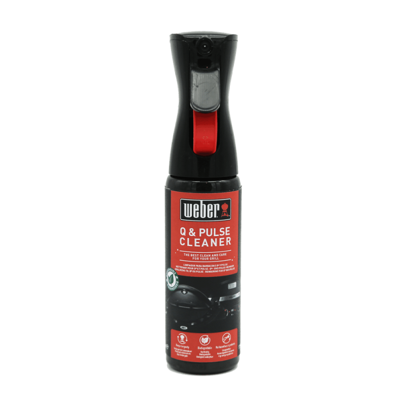WEBER Q & PULSE BARBECUES CLEANER - 300 ML