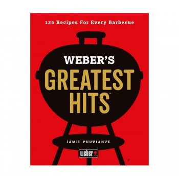 LIBRO WEBER - WEBER'S GREATEST HITS (UK) COOKBOOK
