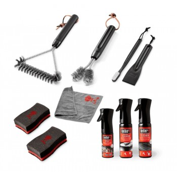 BARBECUE CLEANING KIT WEBER