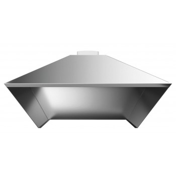 STAINLESS STEEL HOOD FOR STEAKER 80 PERTINGER