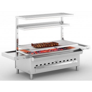 CHARCOAL BARBECUE MASTERGRILL 90 PERTINGER