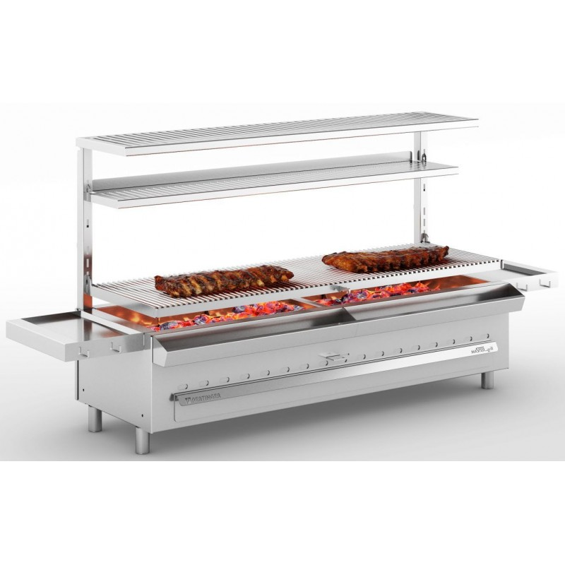 CHARCOAL BARBECUE MASTERGRILL 130 PERTINGER