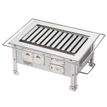 TABLE TOP CHARCOAL BARBECUE TABLEGRILL PERTINGER