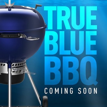 BARBECUE WEBER MASTER-TOUCH C-5750 SMOKE GREY GBS 57cm