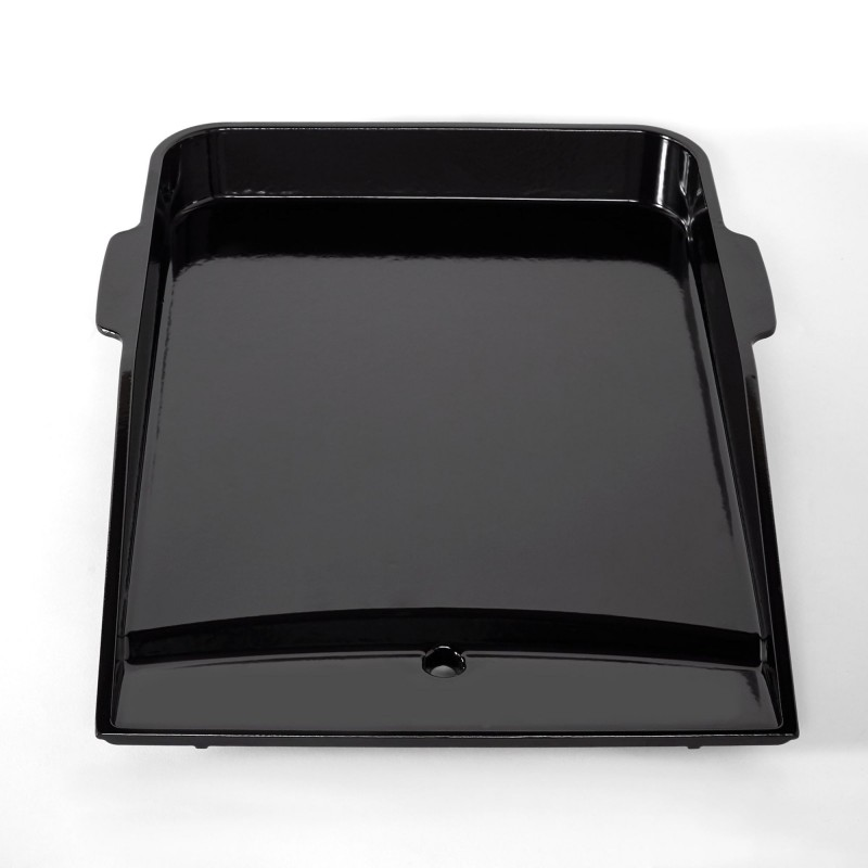 WEBER GRIDDLE – CAST IRON FOR GENESIS II WITH 4 AND 6 BURNERS