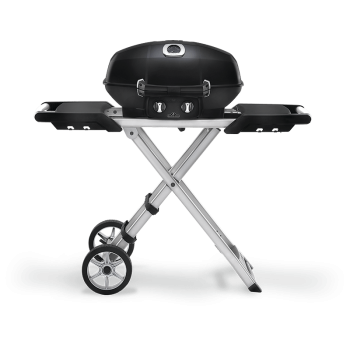 GAS BARBECUE NAPOLEON TRAVELQ PRO285X WITH FOLDING SCISSOR CART