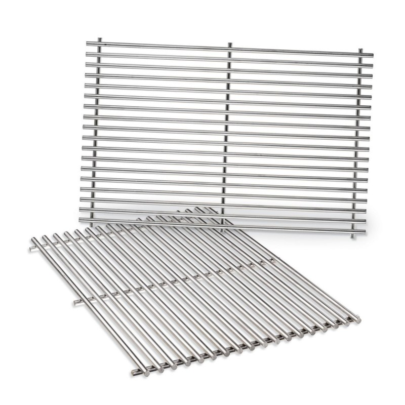 STAINLESS STEEL COOKING GRATES FOR GENESIS SERIES 300