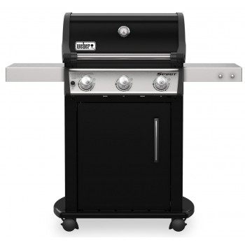 WEBER SPIRIT E-315 GBS BLACK BARBECUE