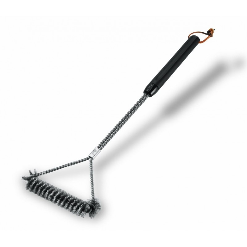 WEBER LARGE METAL T-BRUSH