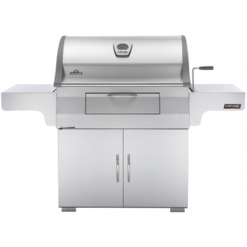 BARBECUE CHARCOAL PROFESSIONAL PRO605 STAINLESS STEEL NAPOLEON