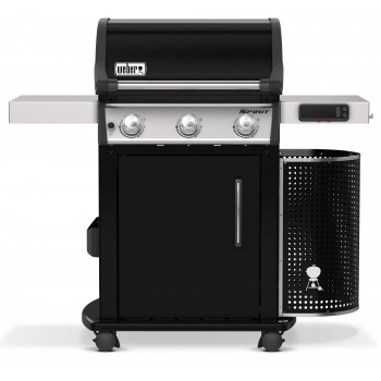WEBER SPIRIT EPX-315 GBS BLACK BARBECUE