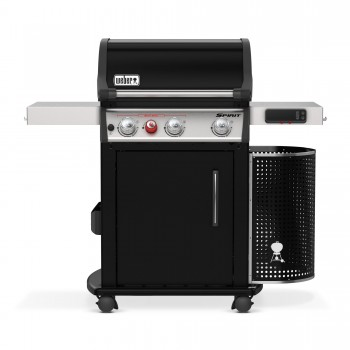 BARBECUE WEBER SPIRIT EPX-325S GBS BLACK AVEC SEAR STATION