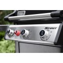 WEBER SPIRIT EPX-325S GBS BLACK BARBECUE WITH SEAR STATION