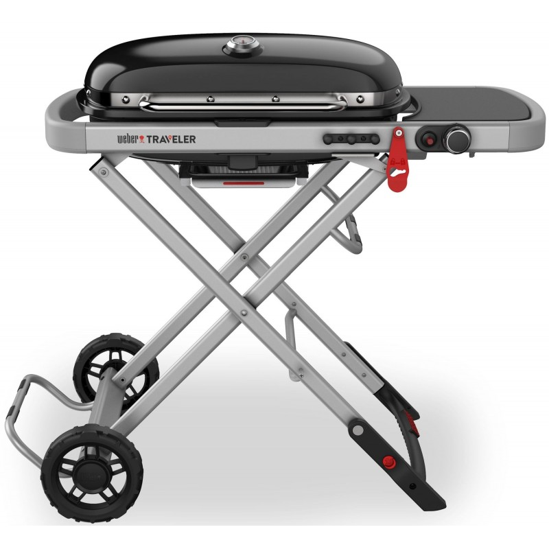 WEBER TRAVELER BLACK BARBECUE