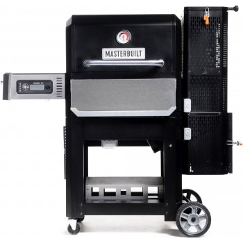 CHARCOAL BARBECUE / SMOKER GRAVITY SERIES 800 MASTERBUILT (MCG800G)