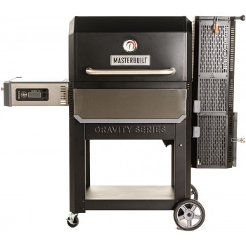 CHARCOAL BARBECUE / SMOKER GRAVITY SERIES 1050 MASTERBUILT (MCG1050G)