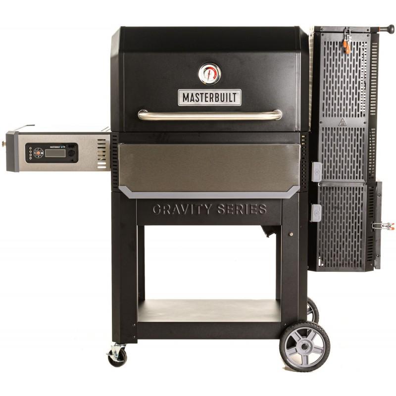 CHARCOAL BARBECUE / SMOKER GRAVITY SERIES 1050 MASTERBUILT (MCG1050G)