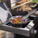 WEBER SPIRIT PREMIUM EP-335 GBS BARBECUE WITH SIDE BURNER