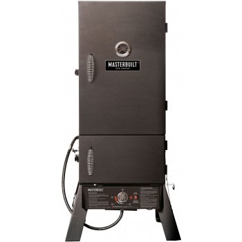 DUAL FUEL SMOKER: GAS/CHARCOAL MASTERBUILT (MDS 230S)