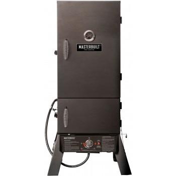 DUAL FUEL SMOKER: GAS/CHARCOAL MASTERBUILT (MDS 230S)