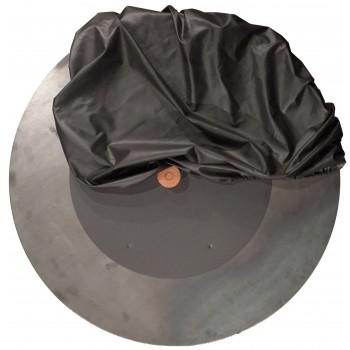 SNUFFER BLACK + SOFT COVER BLACK SET OFYR 85 (Ø85 cm)