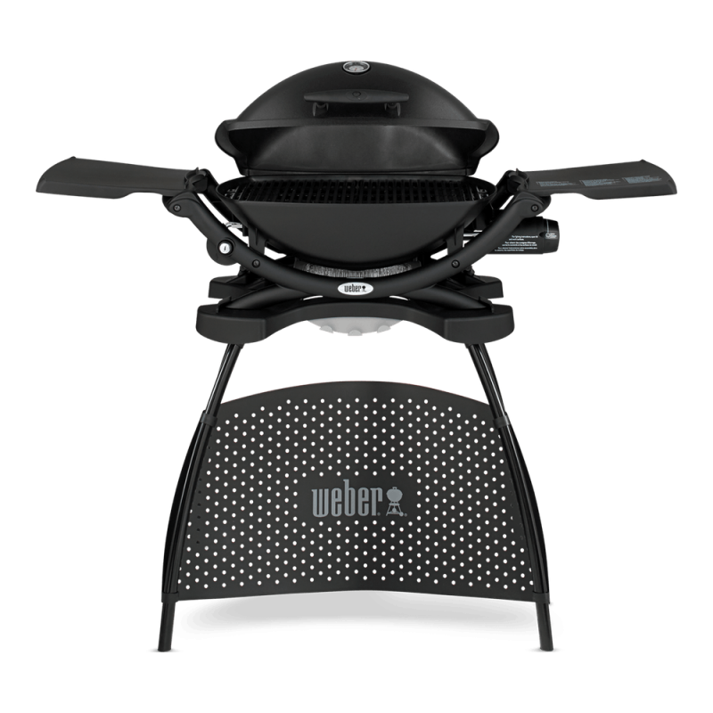 BARBECUE WEBER Q2200 BLACK STAND